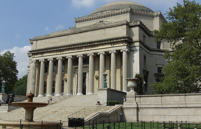 Columbia University New York College
