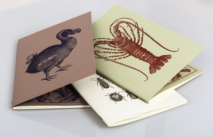 Rossi1931 Notebooks Vintage Animal Design