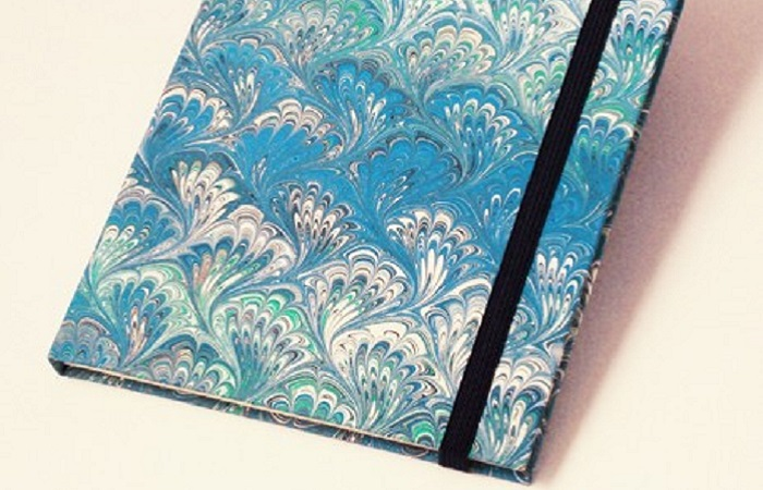 Rossi1931 Notebook Blue Design